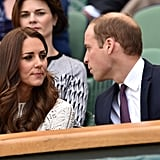 """William: """"You should really get home to George, don't you think?"""""""
