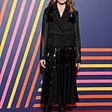 Olivia Palermo at the TOMMYNOW Tommy Hilfiger x Zendaya Show