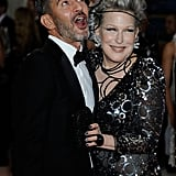The Moment Marc Jacobs Freaked Out a Little Over Bette Midler