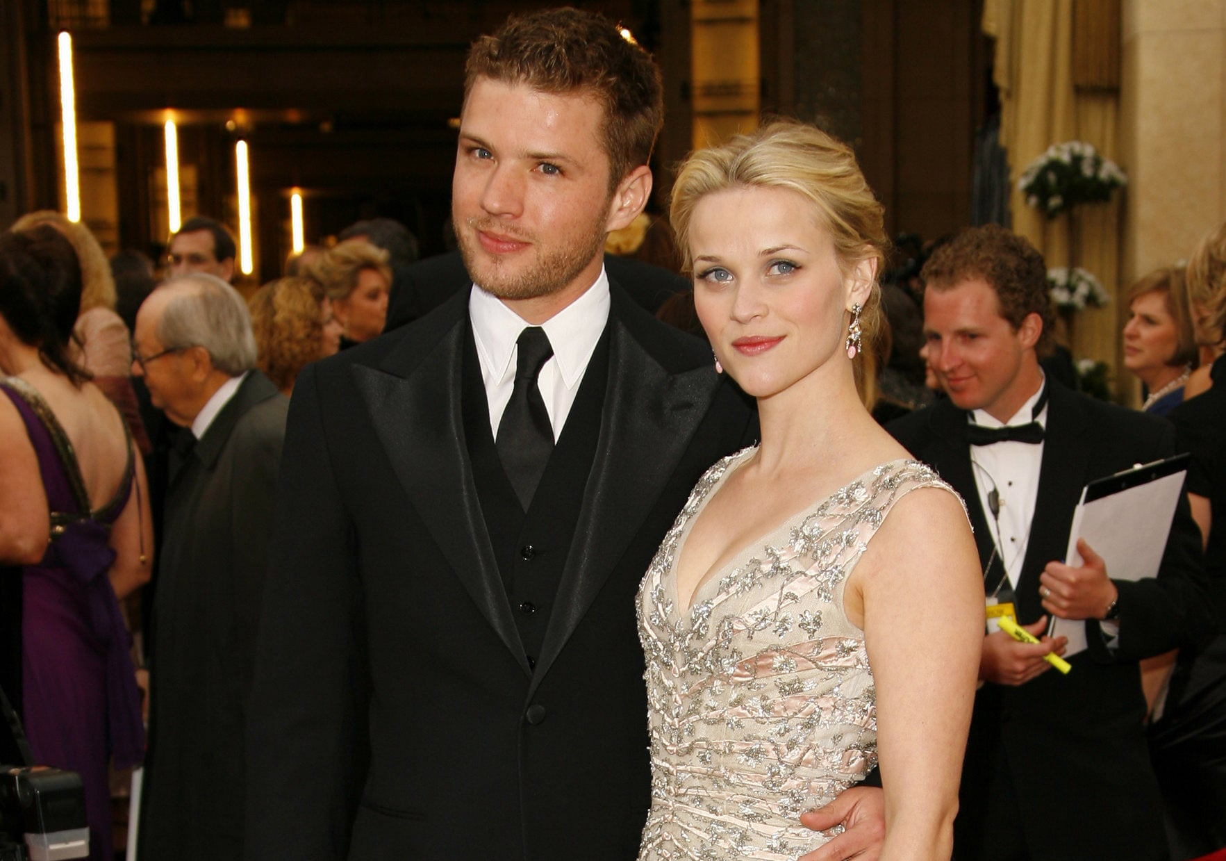 Reese Witherspoon and ... Ryan Phillippe Wedding