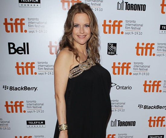 Slide Picture of Kelly Preston Pregnant With Baby Bump at TIFF