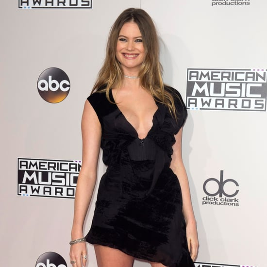 Behati Prinsloo at 2016 American Music Awards