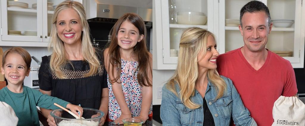 Sarah Michelle Gellar and Freddie Prinze Jr. Share the Spotlight With Their Kids