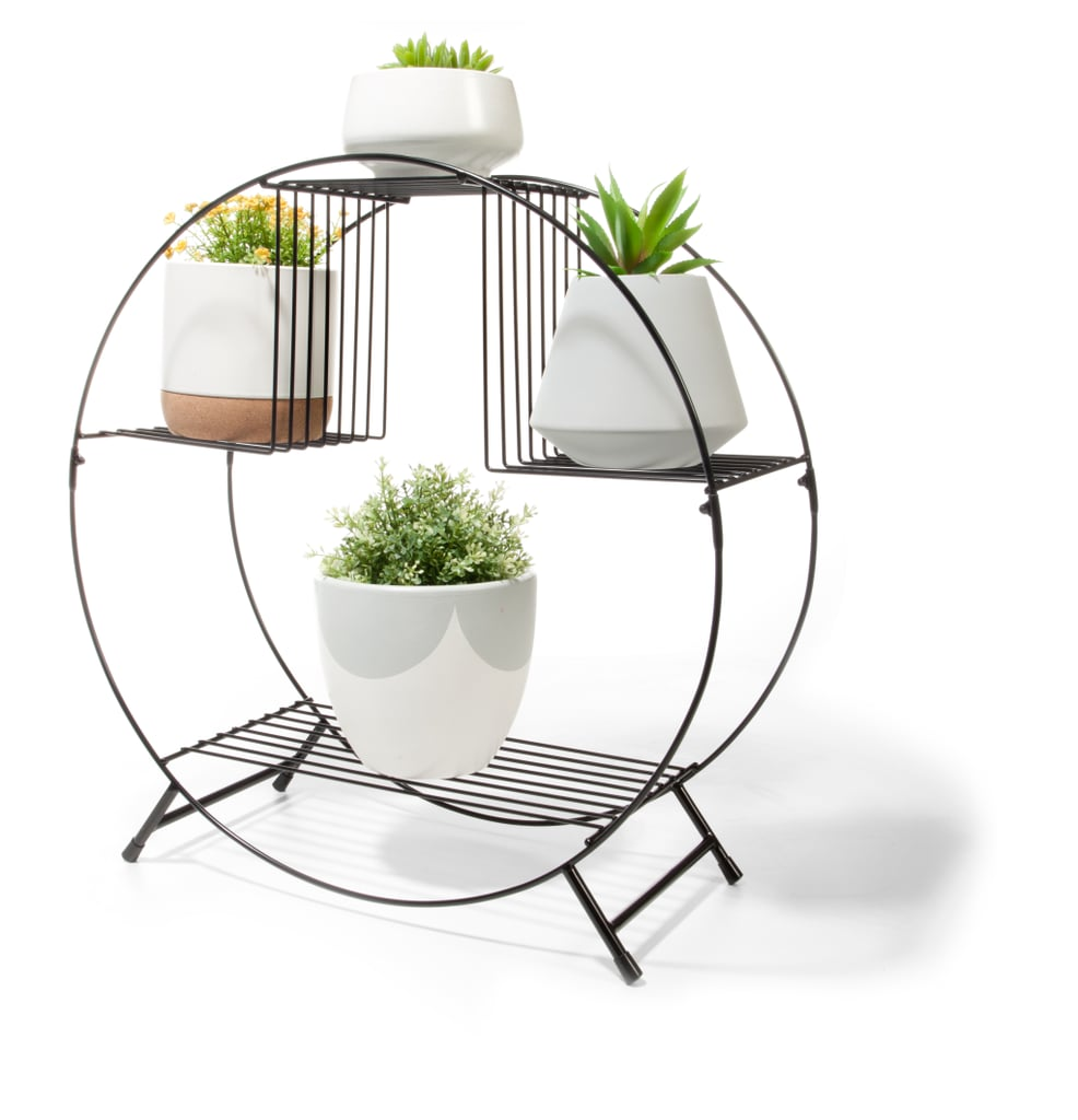 Kmart Circular Plant Stand 19 Shop Kmart August Home