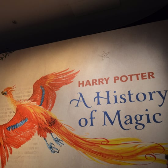 Harry Potter: A History of Magic British Library Exhibition