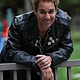 Eric McCormack as a Rocker