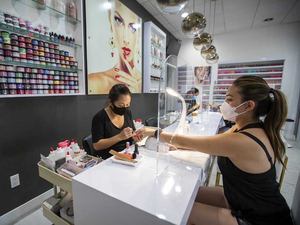 What It's Like Reopening a Nail Salon Amid COVID-19