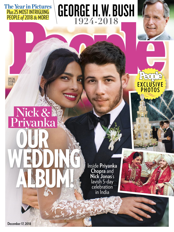 Nick Jonas And Priyanka Chopra Quotes About Their Wedding Popsugar