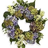 Hydrangea Wreath ($58)