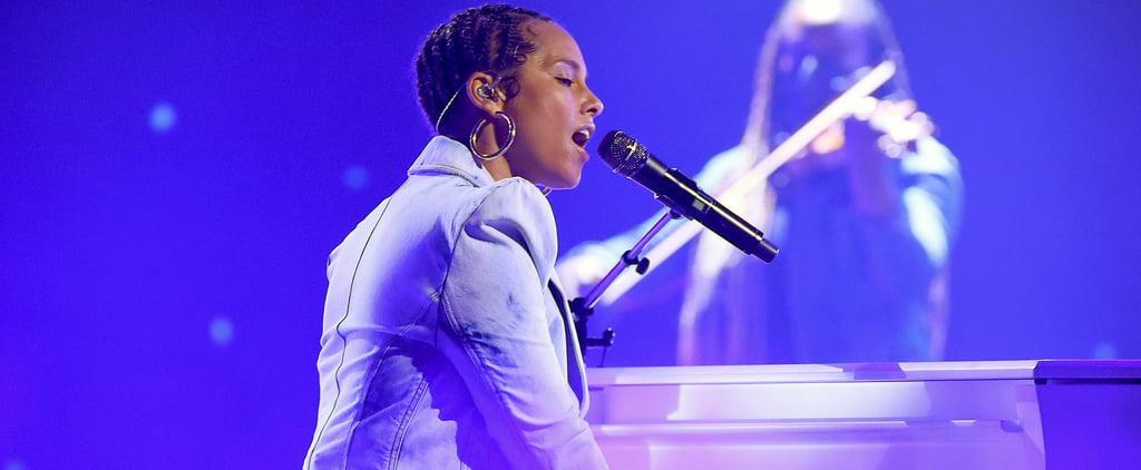 Watch Alicia Keys' Billboard Music Awards Performance Video