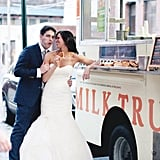Before you give your guest list the axe, follow POPSUGAR Smart Living's 10 tips on how to trim the fat from your wedding food budget.