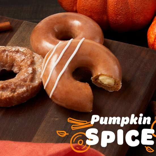 Check Out Krispy Kreme's New Fall Doughnuts For 2021