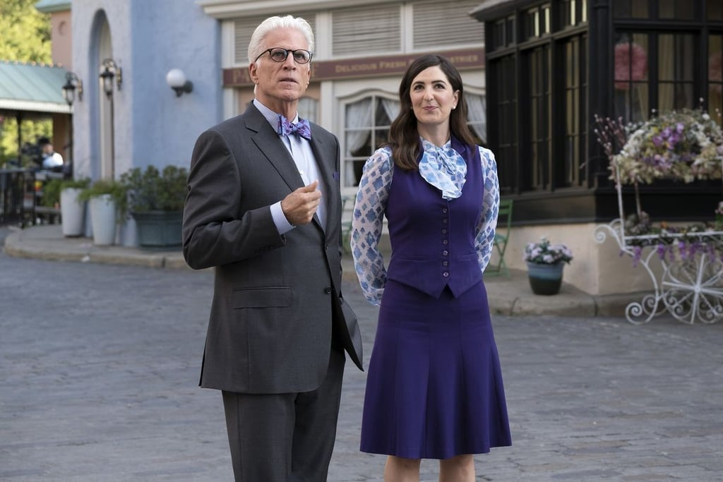How Did The Good Place Season 2 End?