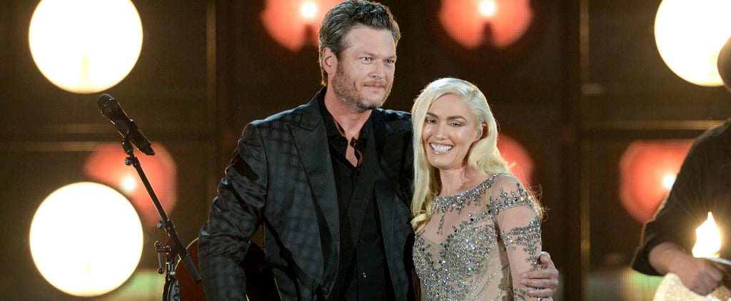 Blake Shelton and Gwen Stefani Only Have Eyes For Each Other at the Billboard Music Awards