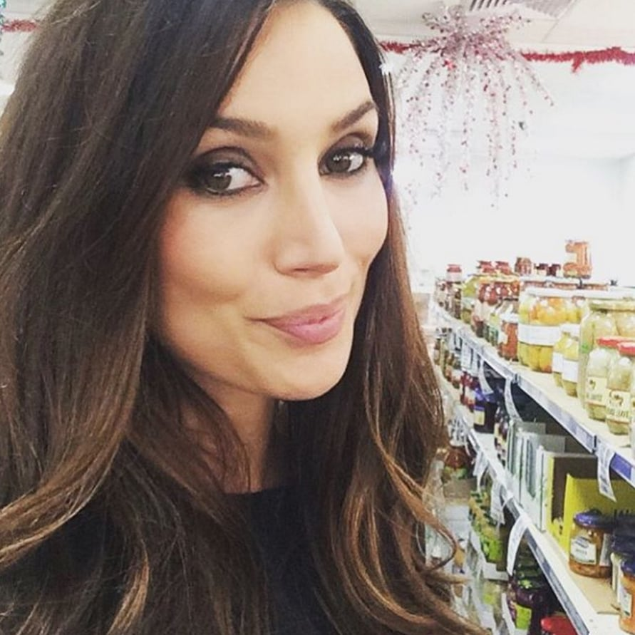 Is This the Beauty Look Snezana Will Wear on Her Wedding Day?