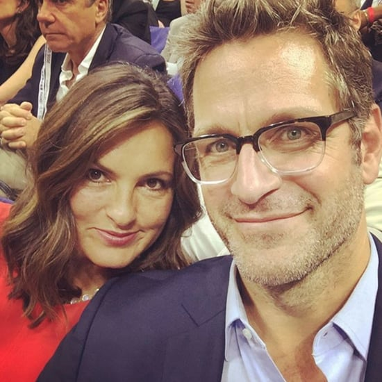 Peter Hermann and Mariska Hargitay Instagram Pictures