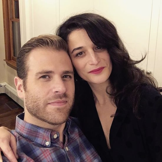 Jenny Slate Celebrating Christmas With Chris Evans's Family