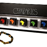 Chocolate for a cause? Sign us up. Proceeds from every purchase of Compartés's 5-Piece Chocolate for Darfur Set ($20) benefit Relief International's efforts in Darfur and directly help feed malnourished children as well as fund a women's help center. Each set of chocolates also includes a handmade bracelet.