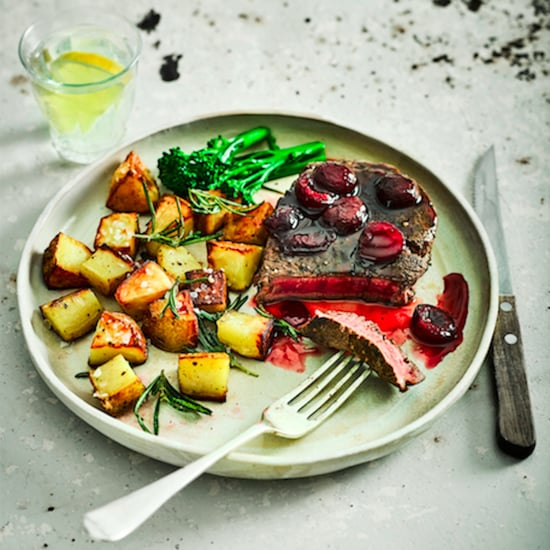 Spinneys Beef With Cherries Recipe