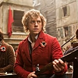 Aaron Tveit in Les Misérables.