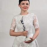 Ginnifer Goodwin received the Style Icon award.