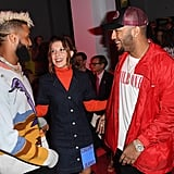 Pictured: Odell Beckham Jr., Millie Bobby Brown, and Ben Beard