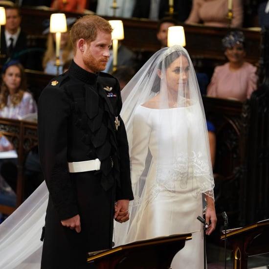Prince Harry and Meghan Markle Married 2018