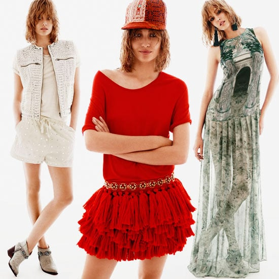 First look at H&M's Spring 2013 Look Book