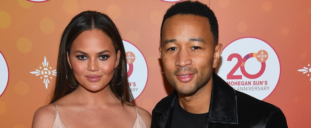 Chrissy Teigen and John Legend's Red Carpet Date Night Is What Dreams Are Made Of