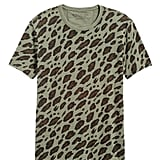 Leopard Camo Graphic T-Shirt