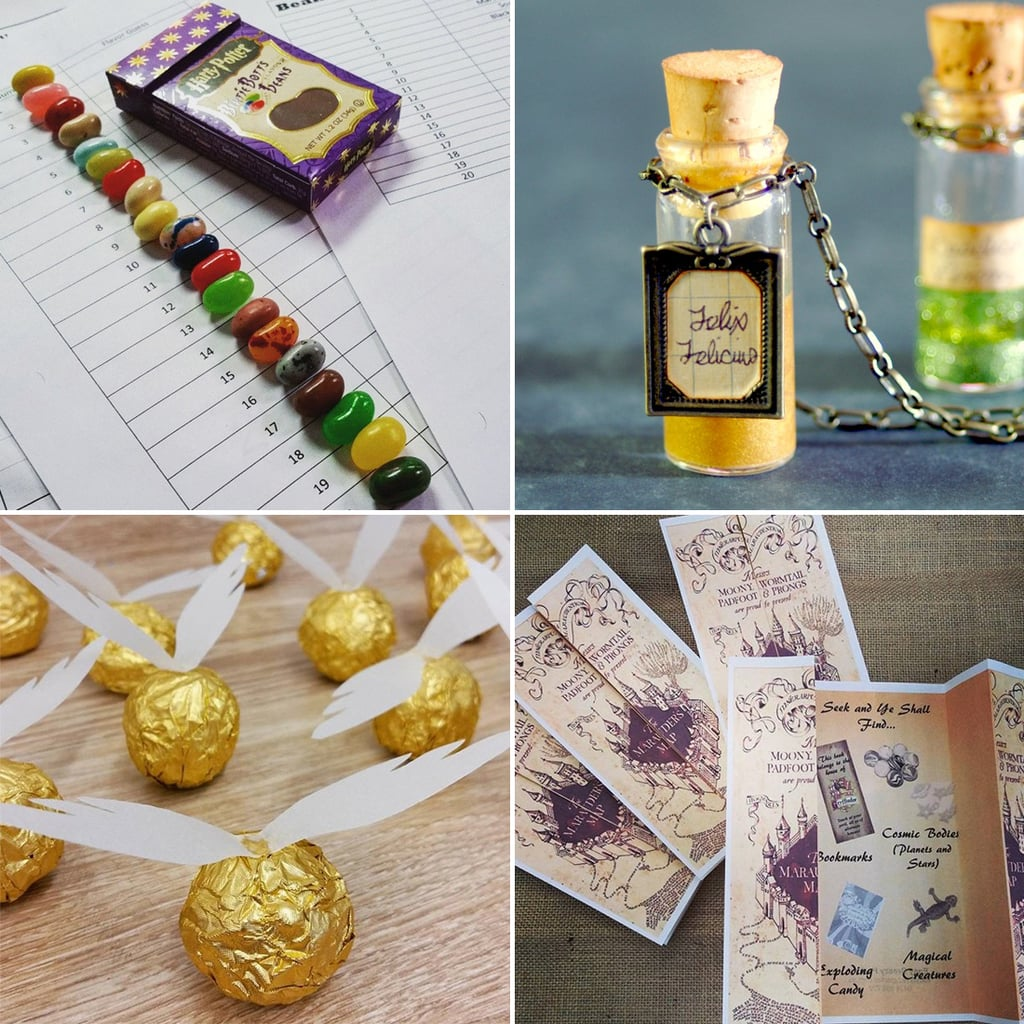 Harry potter diys popsugar smart living for Decoration stuff