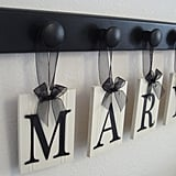 Handmade Personalized Signs