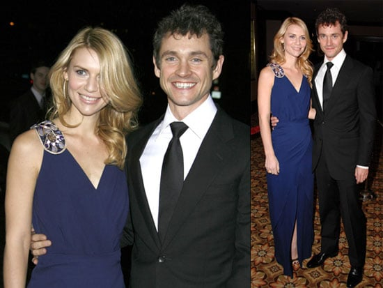 Photos of Newly Engaged Hugh Dancy and Claire Danes Out and Around NYC