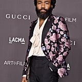Donald Glover at the 2019 LACMA Art+Film Gala
