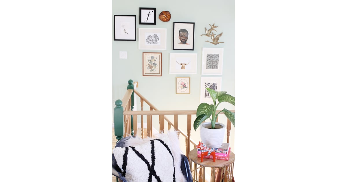 A Chic Set of Frames Affordable Home Decor Accessories