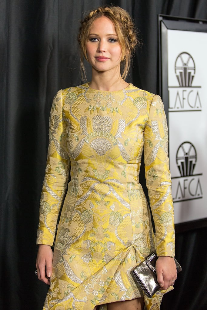 Jennifer Lawrence and Amy Adams Get Honored by LA Film Critics