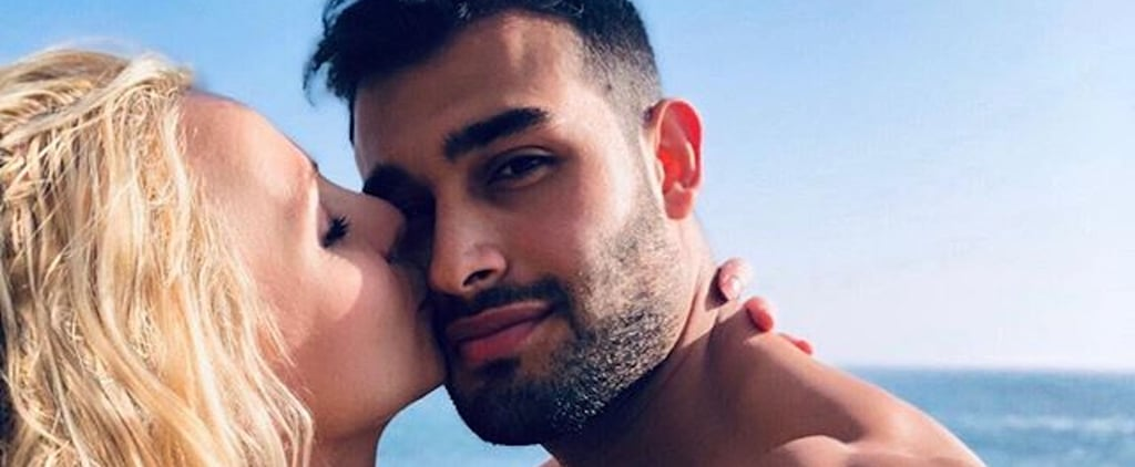 Britney Spears and Boyfriend Sam Asghari Pictures