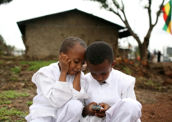 """Next Big Thing? How They're Texting """"I Love You"""" in Nigeria"""