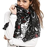 Spirited Away Icons Scarf ($15)