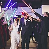 Lightsaber Send-Off