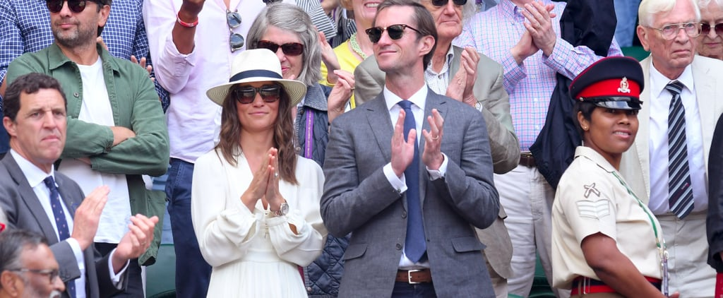 Pippa Middleton's Dress Might Sell Out, but Her Hat Will Last You All Summer