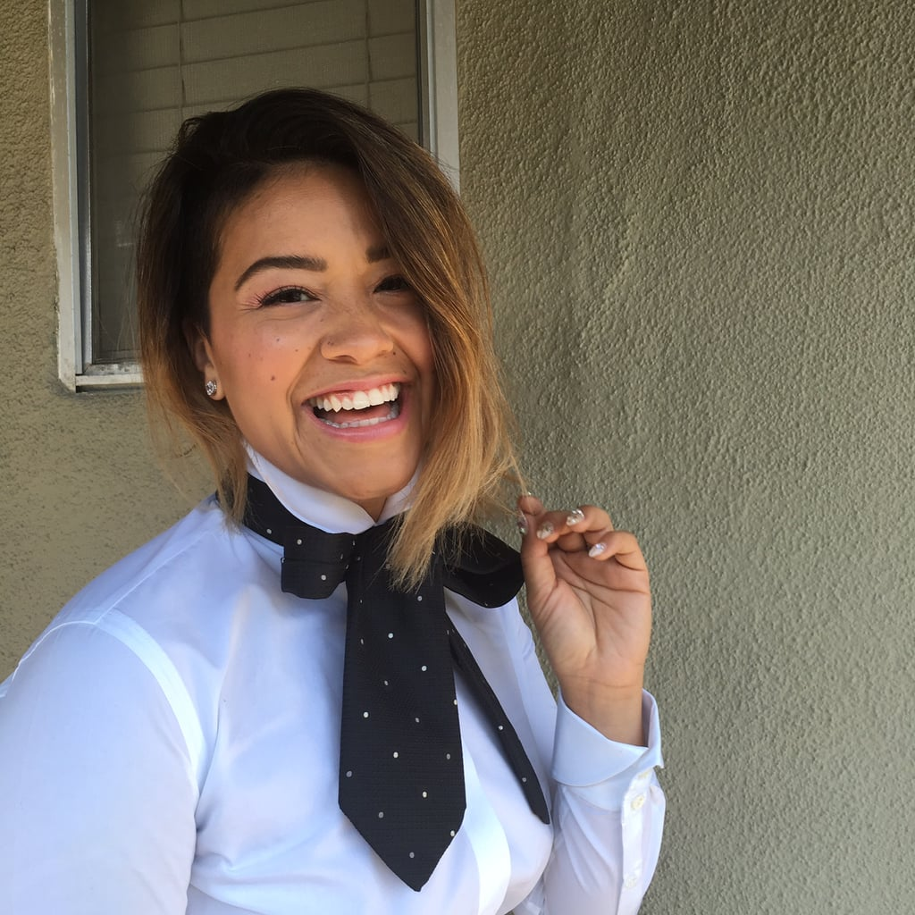 Exclusive! This Is How to Get Gina Rodriguez's Teen Choice Awards Makeup