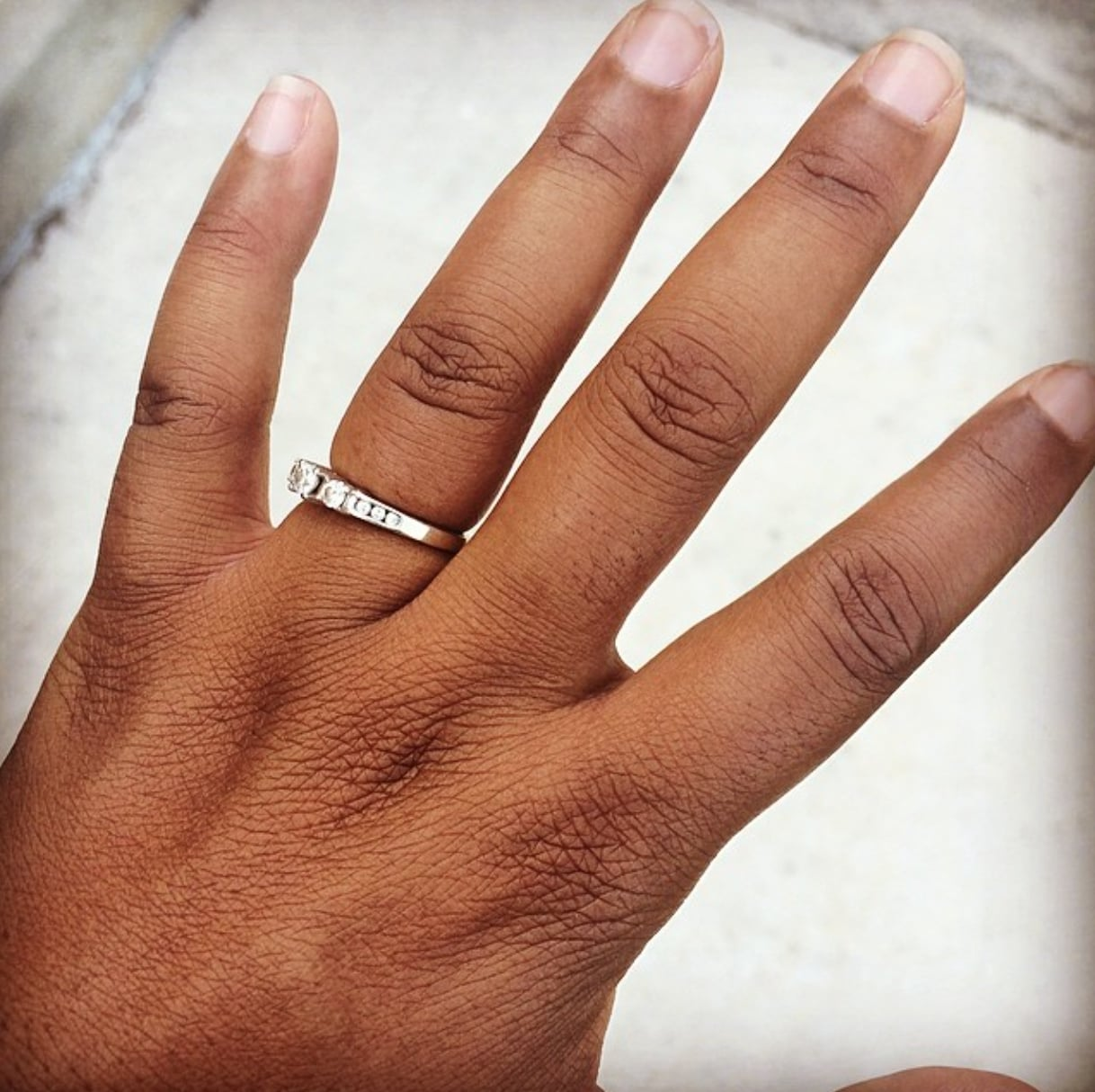 Pregnancy Fingers