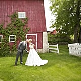 Colorful Cottage Wedding
