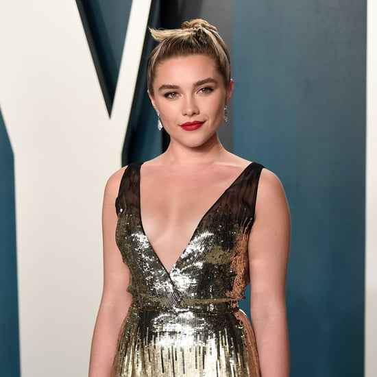 How Did Florence Pugh Meet Zach Braff?