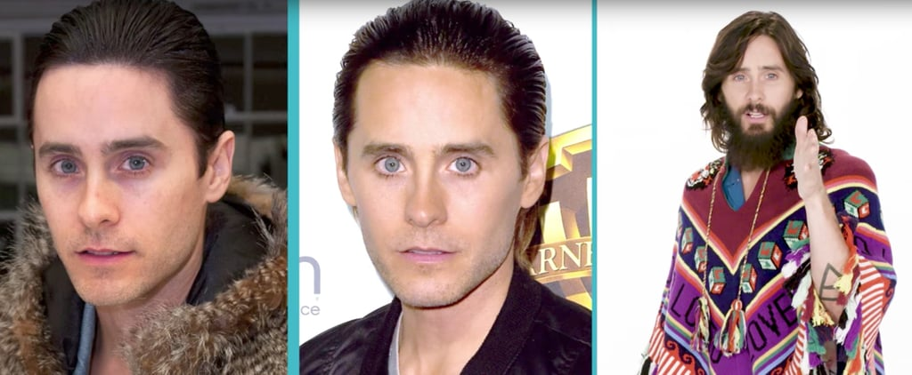 Timeless Vampire Jared Leto Triesto Guess His Own Age in Photos —and It Doesn't Go Well