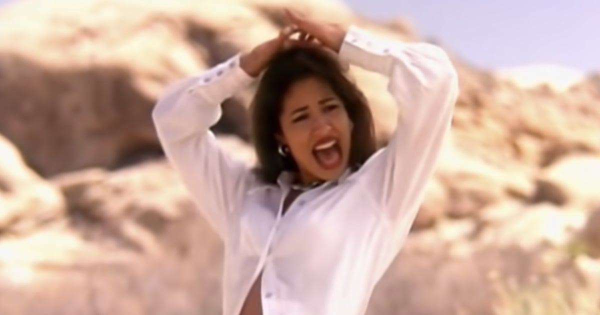 The Most Iconic Selena Quintanilla Music Videos of All Time