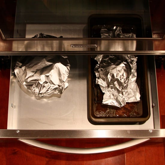 What's the Purpose of an Oven Drawer?
