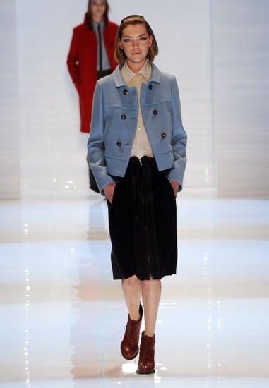 Fall 2011 New York Fashion Week: Derek Lam