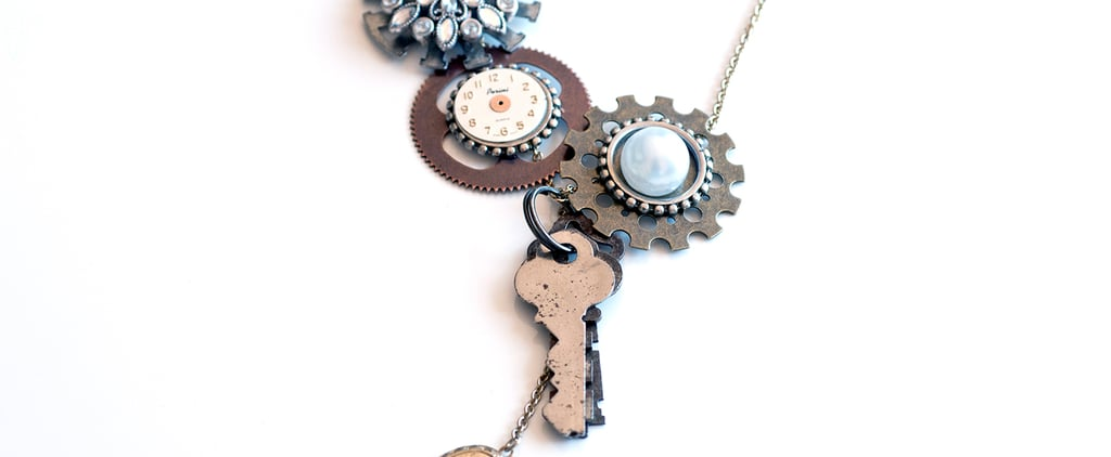 DIY Steampunk Jewelry